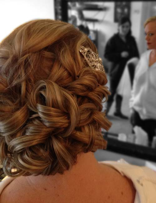 Long Island Bridal Hair and Make-Up Salon